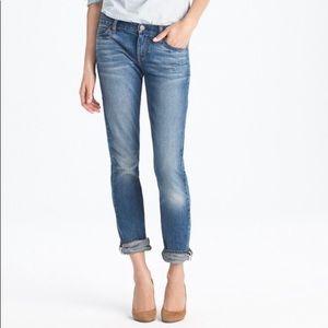 J.Crew Matchstick jeans size 3/4